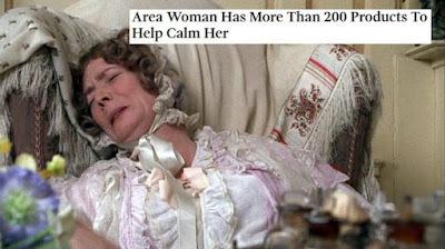Meme: Mrs Bennet's Nerves