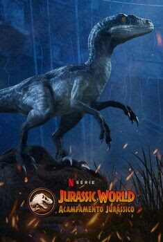 Jurassic World: Acampamento Jurássico 3ª Temporada