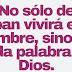 Lucas 4:4