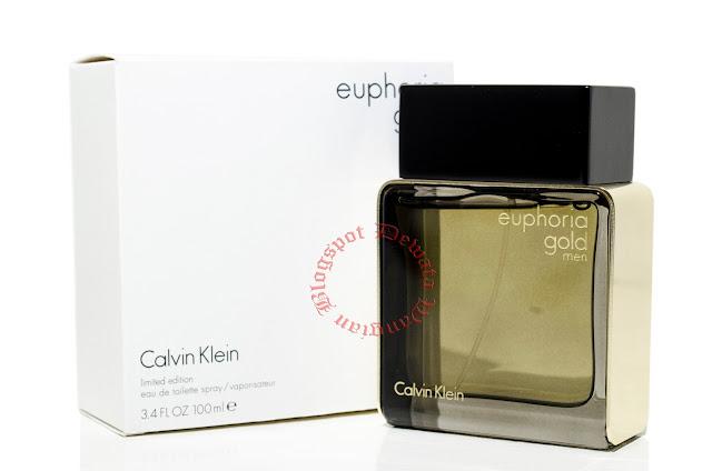 Calvin Klein Euphoria Gold Men Tester Perfume