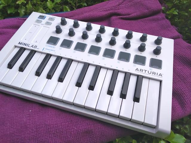 Arturia Minilab MK2 Universal MIDI Controller | Gadget Explained