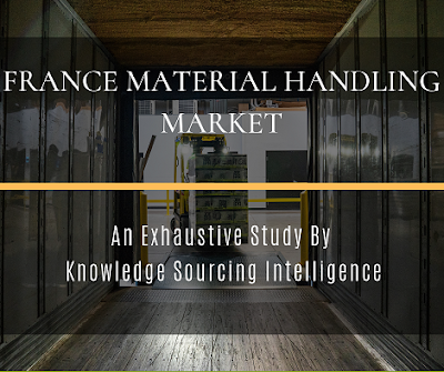 france material handling market size