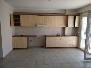 Ενοικιάζεται διαμέρισμα 2ου ορόφου 62 τ.μ με 1 υπνοδωμάτιο στην Χρυσομαλλούσα. Τιμή 300€