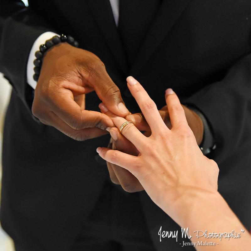 échange des alliances cérémonie religieuse mariage