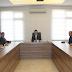 BAŞYAYLA'DA KIŞ ŞARTLARI DEĞERLENDİRME TOPLANTISI YAPILDI