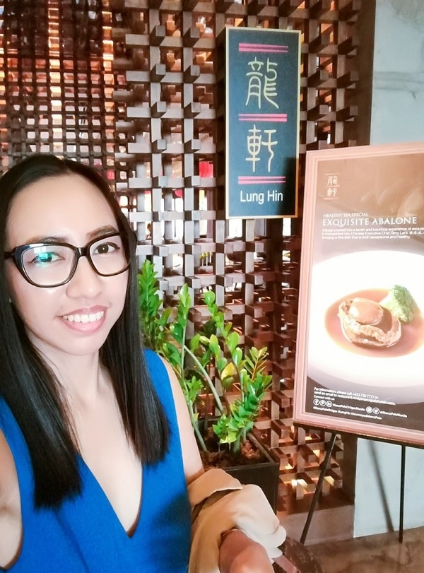 Cantonese Dining at Lung Hin, Marco Polo Ortigas Manila