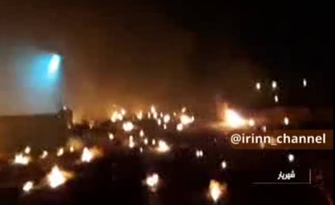 Irã admite que derrubou por engano avião com 176 pessoas a bordo