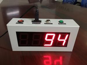 Bộ đếm sản phẩm 4 số Led mini