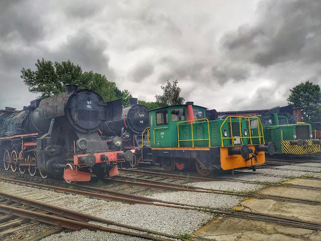 Jaworzyna Ślaska Muzeum Kolejnictwa na Śląsku