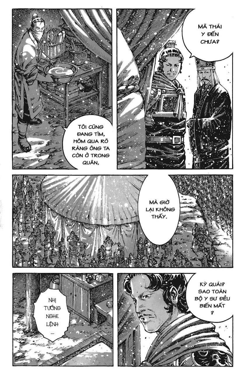 Hỏa phụng liêu nguyên Chương 432: Tiên nhân chỉ lộ [Remake] trang 9