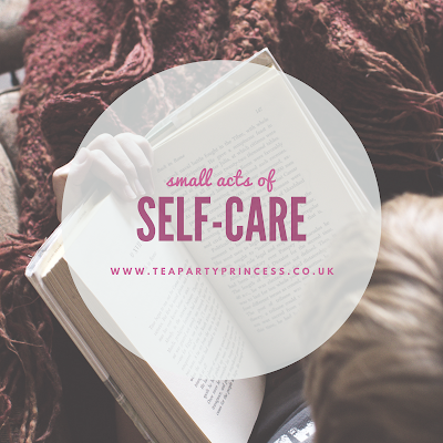 Small Acts of Self-Care