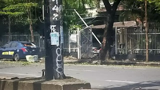 Ledakan Diduga Bom di Gereja Katedral Makassar, Ditemukan Potongan Tubuh
