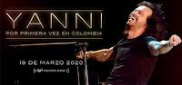 POS1 Concierto de YANNI en Colombia