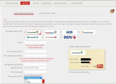 Hướng dẫn đăng ký tài khoản Wellbet