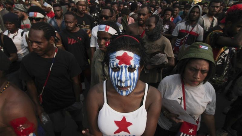 Violent demonstrations took place this week in West Papua over alleged ethnic discrimination