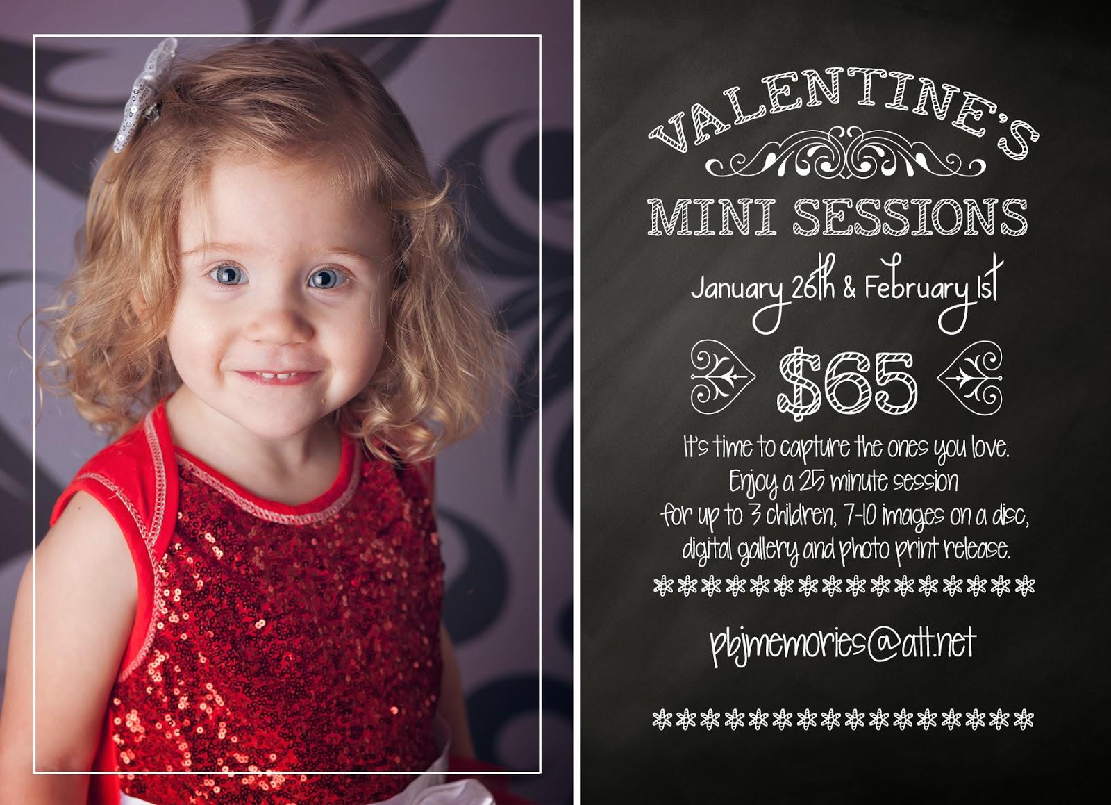 Valentine's Day Mini Session | PB&J Memories Janesville WI