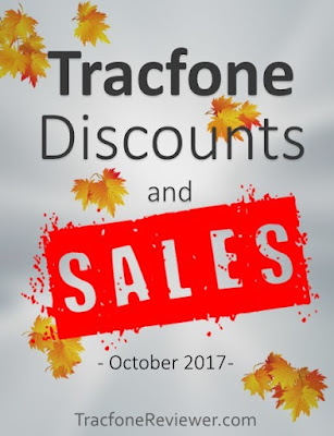 tracfone discount cell phone october 2017