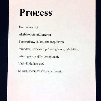 Informationsbild att tänka på för eleven