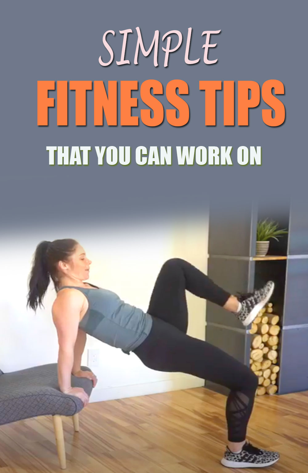 simple fitness tips that you can work on
