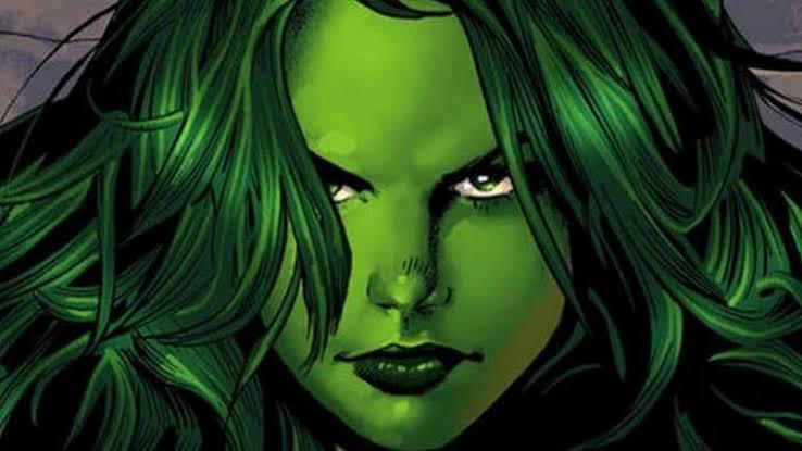 She-Hulk/Marvel/Reprodução