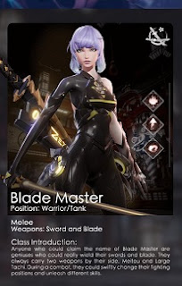 Dragon Raja Guide : Blade Master Build, Skills & Talents