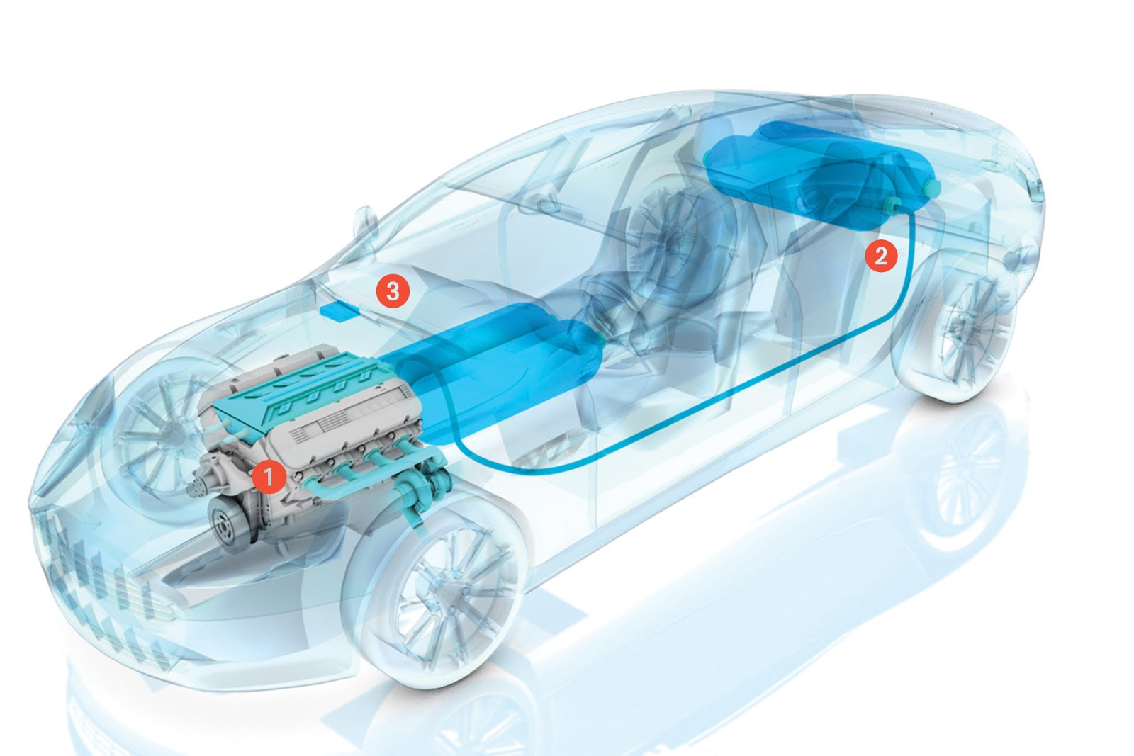 Race Car Swaps Fossil Fuels For Hydrogen Power