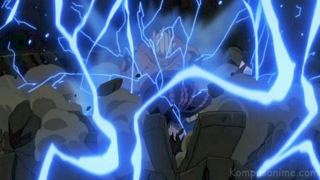 Raiton Terkuat Di Naruto