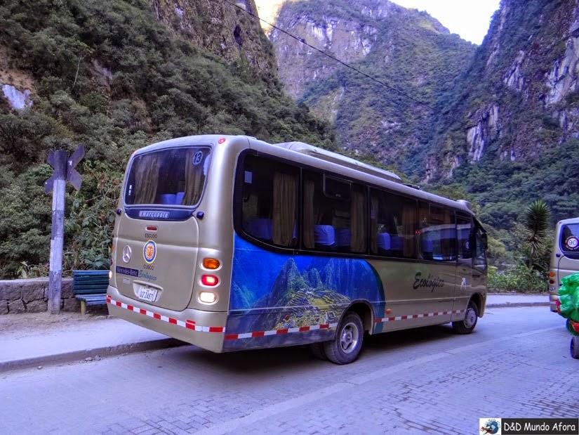 Águas Calientes Machu Picchu - Peru