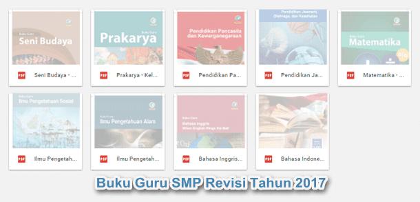 Buku Guru SMP Revisi Tahun 2017