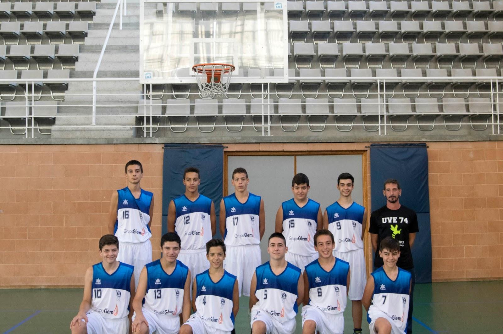 V-74 Club Baloncesto Villena: MEJORANDO CONCEPTOS