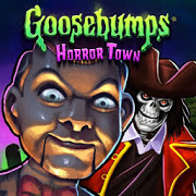 Playstore icon of Goosebumps HorrorTown