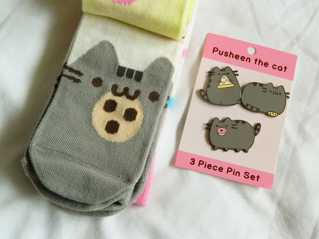 Pusheen Box, Pusheen, kawaii,