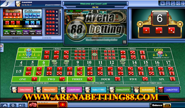 Casino Sbobet Online dan Sistem Permainan Judi Casino Konvension