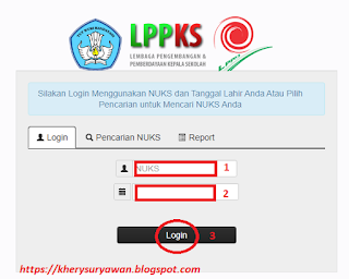 File Pendidikan 2 Cara Ubah/Update Data NUKS