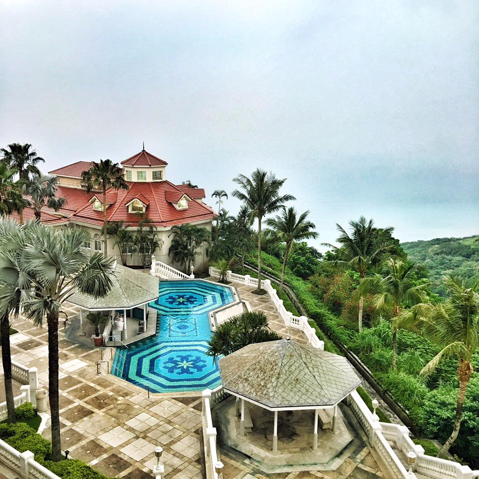 Travel with Crystal- 4 days in Taiwan- View from Hualien Farglory Hotel