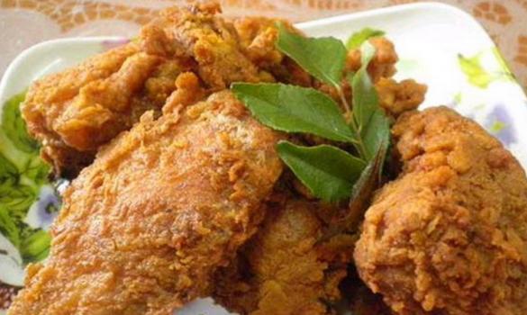 Resepi ayam goreng rangup