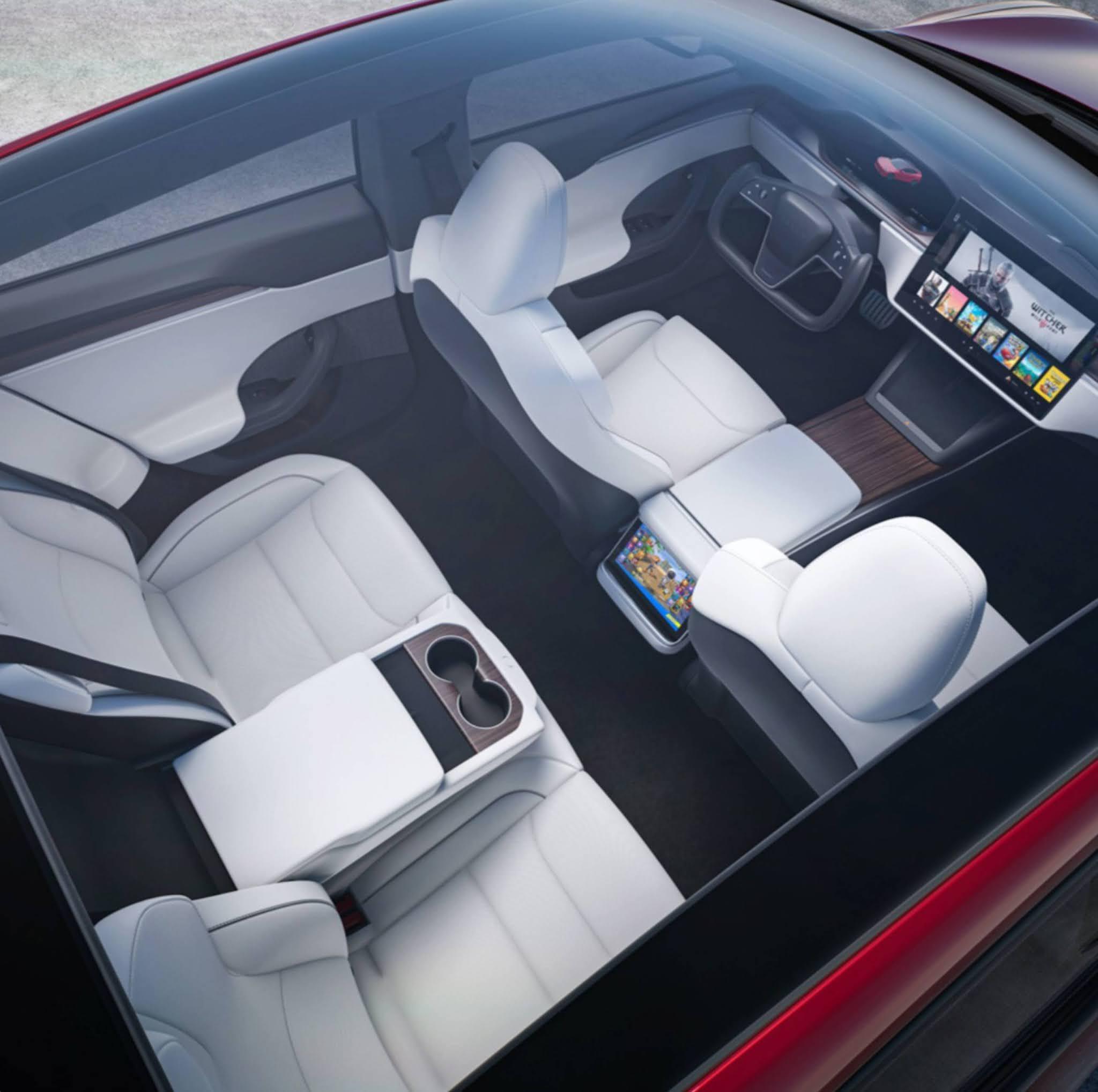 Tesla desiste do Model S Plaid+ de mais de 800 km de autonomia