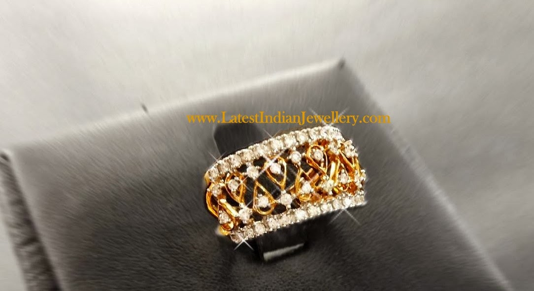 Sparkling Ladies Diamond Ring