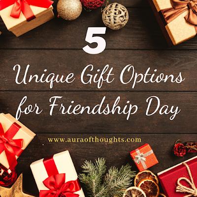 Friend Gift Ideas - MeenalSonal