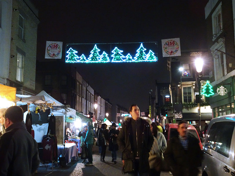 London_Gorgeous_Christmas_Lights_Photographs_Portobello_Road
