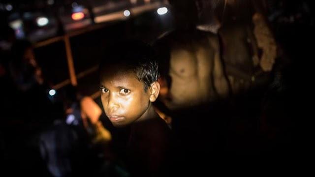 Sexual predators and human traffickers preying on Rohingya children: Report