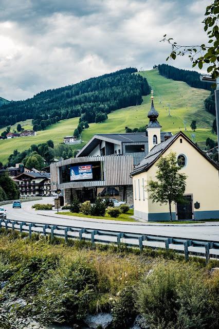 Motorikweg an der Saalachpromenade | Wandern mit Kindern in Saalbach 09
