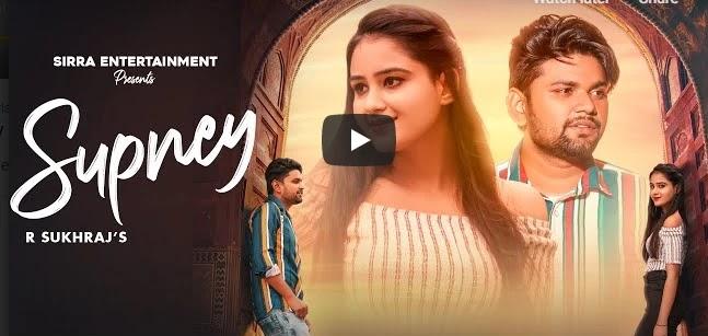 Supney Lyrics – R Sukhraj | Pnajabi Song | Take Update