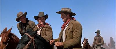 Burt Lancaster - Los que no perdonan (1960) The Unforgiven