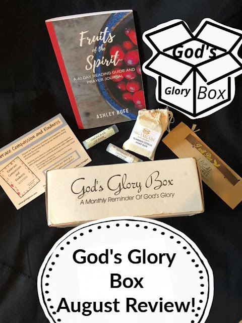 #godsglorybox #godsglorymonthlybox