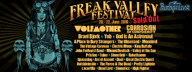 [News] Freak Valley Festival 2019