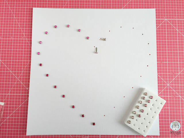 tutorial layout string art