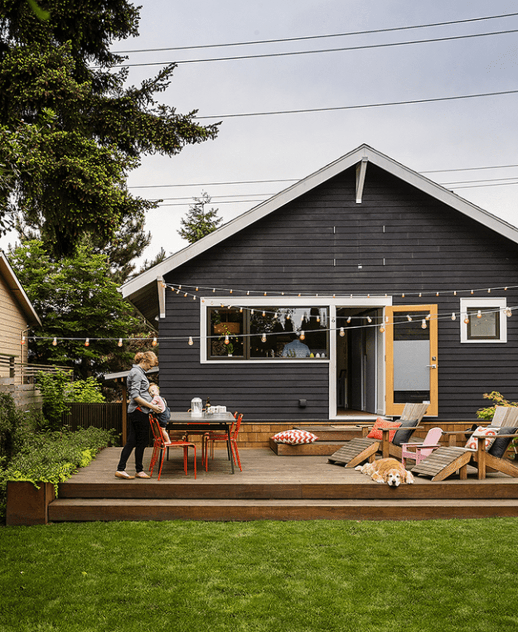 85 Cozy Backyard Patio Deck Design Ideas Napiernews Info