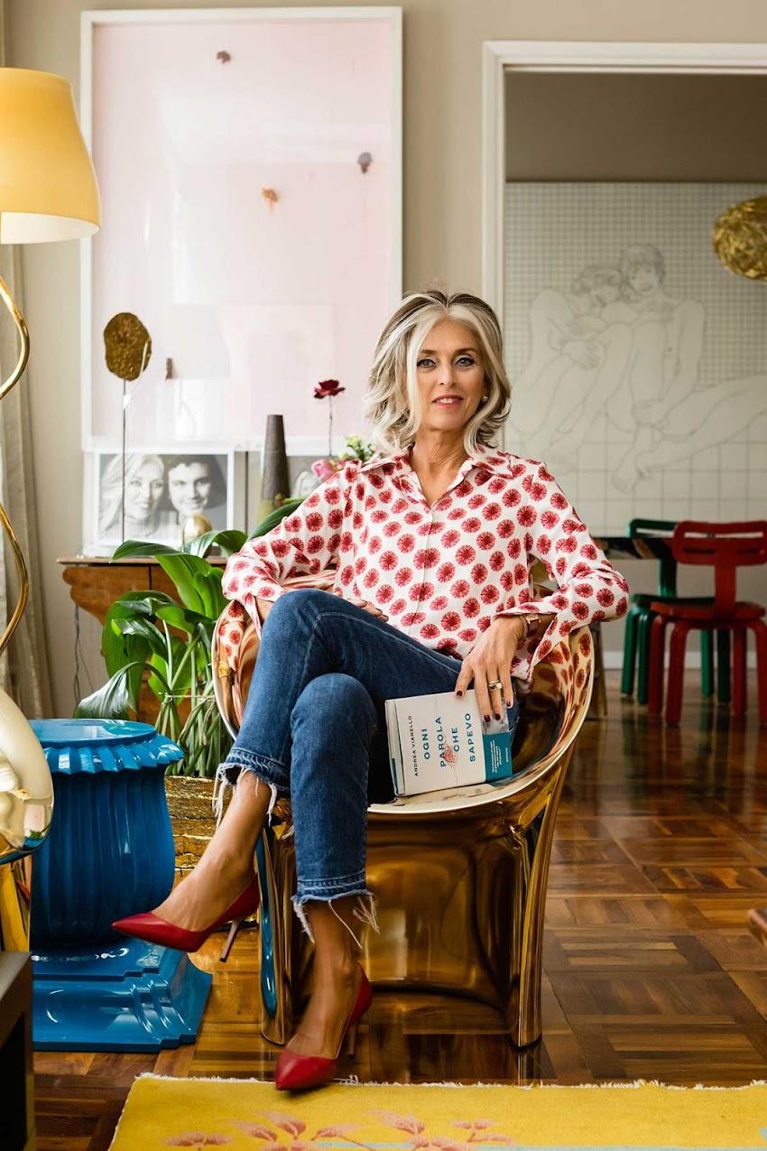 Paola Marella, L' Eleganza è nell' Equilibrio
