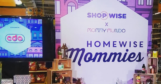 Be a Shopwise Home Wise Mommy!